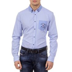 Fitfineandfabulous Ltd - Quality,Service & Affordable Price. Polo Club, Guy Names, Shirt Dress, Long Sleeve, Sleeves, Mens Tops, Cotton, Shirts, Clothes