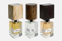 fragrance bottles - niche fragrance house, Nasmatto