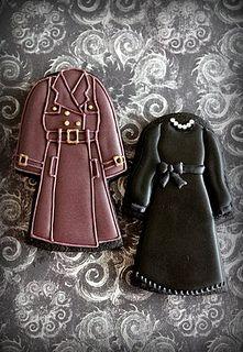 Coat and Dress http://www.flickr.com/photos/mint_lemonade/