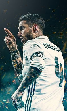 Football players put a lot into their game. If you are a football player who is looking for new ways Ronaldo Real Madrid, Real Madrid Football, France Football, Real Madrid Players, World Football, Sport Football, Barcelona E Real Madrid, Ramos Real Madrid, Cr7 Messi