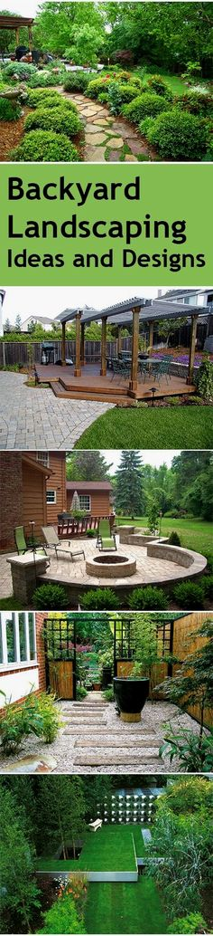 While it can be nice to have a flat and simple backyard, sometimes it's fun to spice things up a bit and landscape. However, it can be hard to figure out what to do and how to do it. Here are some fun…MoreMore #LandscapingIdeas