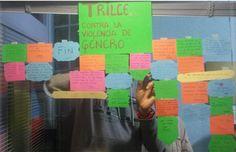 Actividades del Centro Social Trilce en el Día Internacional contra la Violencia de Género