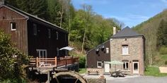 """Holiday Cottage """"Le Moulin de Bohan"""" in Bohan (Vresse-sur-Semois), Namur Ardennes, South Belgium."""
