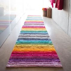 Larry Rug by Abyss - Rugs by Abyss - Abyss & Habidecor - Brands Cama Chevron, Chevron Bedding, Bohemian Style Bedrooms, Bohemian Decor, Kids Bedroom, Bedroom Decor, Square Rugs, Weaving Textiles, King Pillows