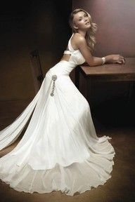 I wish I knew whose dress this was  <3