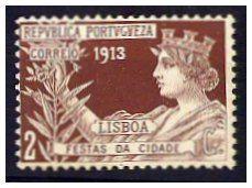 Selos - Afinsa nr IPT 6 - Scott nr RA3A. - Festas da Cidade de Lisboa