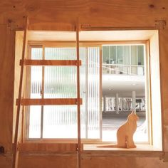 WikiHouseRIO // 2015 // Casa Revista // FAU SELFIE @fauselfie 1 apr. Dentro da wikihouse #fau #architecture #arquitetura #cat #window #ufrj #wikihouse