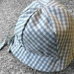 cappello a cloche, cappello in stoffa, cartamodelli cappelli,