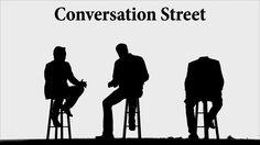 Conversation Street- lost a head