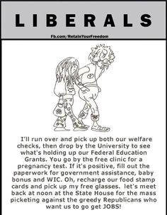 """-IMO those programs are needed but not for the lazy unmotivated whiners who blame other's for their """"poor life"""".-"""