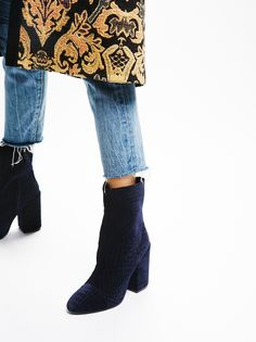 Flora Ankle Boot