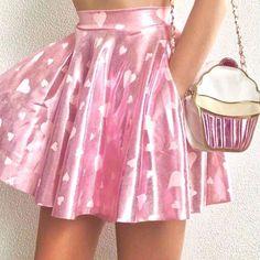BlackMilk Clothing (blackmilkclothing) on Cupcake Queen! Harajuku Mode, Harajuku Fashion, Kawaii Fashion, Cute Fashion, Fashion Outfits, Lolita Fashion, Black Milk Clothing, Mode Lolita, Cupcake Queen