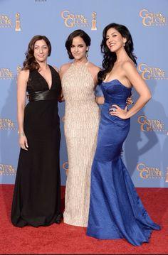 Chelsea Peretti, Melissa Fumero & Stephanie Beatriz