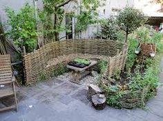 8 Beste Afbeeldingen Van Tuinbank Backyard Ideas Backyard Patio