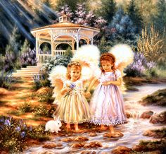 Angel Sisters by Dona Gelsinger
