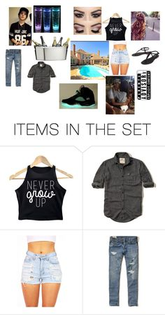 """Matt at a party"" by sara-beara14 ❤ liked on Polyvore featuring arte"