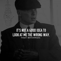 Peaky Blinders Grace, Peaky Blinders Quotes, Deep Art, Badass Quotes, Tiny Homes, Book Quotes, Live, Words, New Years Eve