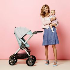 Aqua Blue, oh we love you! Have you seen the Stokke Scoot in this NEW color?