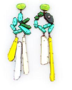 Nikki Couppee - emerald stunners