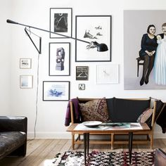 Forelskelsen er flygtig, fortæller kunstmaler, boligstylist og indehaver af vintagetapetbutikken Retro Villa.