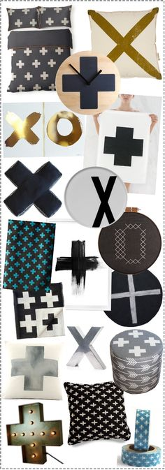 The Weekend Notebook: Cross Our Hearts – Home Decor That Marks The Style Spot