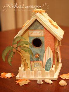 Bird House      cheri wenger