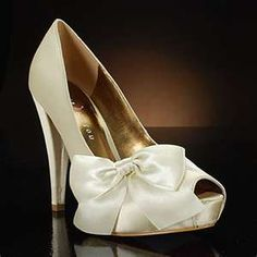 Destiny Wedding Shoe by Paris Hilton