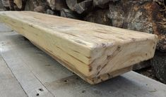 Reclaimed Barn Beam - Rustic Mantel Shelf - Fireplace Mantle -  Floating Shelf - (35 x 8 x 5) by RusticbiltDecor on Etsy