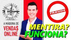 Maquina de vendas online, curso de vendas online é Verdade Funciona real...
