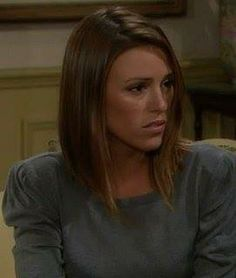 The latest tips and news on chloe-mitchell are on the young and the stylish. On the young and the stylish you will find everything you need on chloe-mitchell. Chloe Mitchell, Ill Miss You, Young And The Restless, Famous Men, Her Hair, Hair Inspiration, Love Her, Tv Shows, Long Hair Styles