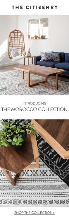 Meet our most exotic and elegant collection yet: Morocco. Living Room Designs, Living Room Decor, Living Spaces, Home Furniture, Furniture Design, Living Dining Combo, Interior Decorating, Interior Design, Great Rooms