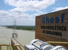 Blog Paulo Benjeri Notícias: Barragem de Sobradinho-BA cada vez mais perto do '...