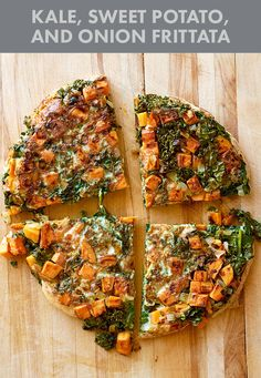 Kale, Sweet Potato & Onion Frittata 41 Tasty Breakfast & Brunch Recipes To Save For Later Healthy Make Ahead Breakfast, Clean Eating Breakfast, Delicious Breakfast Recipes, Healthy Breakfasts, Diet Breakfast, Breakfast Frittata, Healthy Brunch, Eating Clean, Recipes Dinner