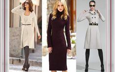 Na moda: Vestidos para arrasar nesse inverno!