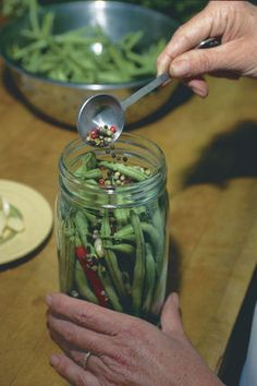 Great step by step instructions for canning