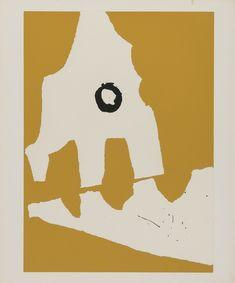 Robert Motherwell, Untitled (Belknap 5) (from Ten Works by Ten Painters), 1964, Forum Auctions