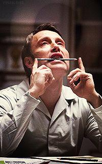 Mads & Hannibal — fassylover: Mads Mikkelsen as Hannibal Lecter...