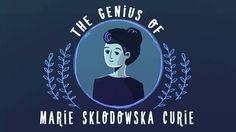 Who is Marie Curie? The genius scientist who won two Nobel Prizes, in two separate fields for her discoveries about radioactive elements. Kids can learn more in these fabulous books and short videos! Marie Curie, Nuclear Physics, Nobel Prize Winners, Deep Truths, Teaching Science, Science Inquiry, Science Curriculum, Science Art, Teaching Ideas