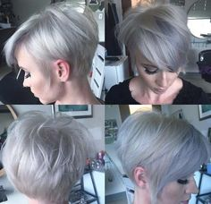pearly white pixie