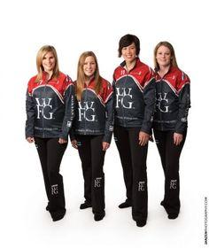 Official Website of Team Jennifer Jones. 2014 Olympic Gold Medalists in women's Curling. Skip - Jennifer Jones, Third - Kaitlyn Lawes, Second - Jill Officer, Lead - Dawn McEwen Jennifer Jones, Women's Curling, Business Opportunities, Business Ideas, Winter Olympics, Health Coach, Team Building, Curls, True North
