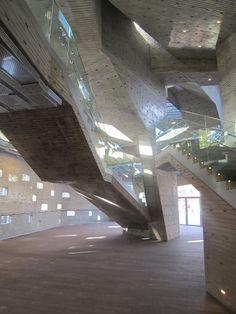 Kadare Cultural Centre / Chiaki Arai Urban and Architecture Design.
