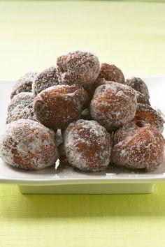 Parhaat gluteenittomat munkit! Sokerimunkki on täydellinen juuri vastapaistettuna ja ihanan sokerisena.