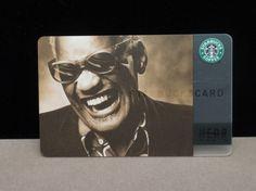 Ray Charles card