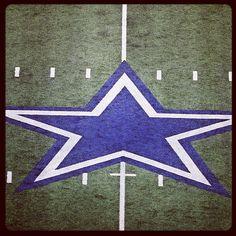 Dallas Cowboys 50 yard line #NFL #MyTeam