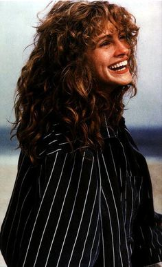 Julia Roberts and her fabolous redhead mane
