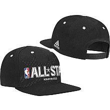 a5a90c5c9fc09 adidas 2013 NBA All Star Flat Brim Hat Flat Brim Hat