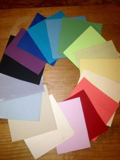 Some of Pure Earth Paint Colors http://pureearthpaint.com/