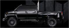 GMC TopKick™ C4500 4x4 pickup truck  My dream truck. Ironhide all the way.