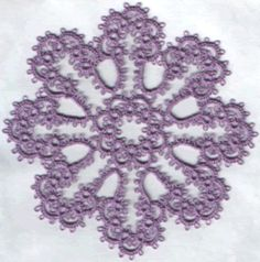 from Welcome To. . .Needle Tatting site