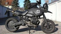 Mad Max Would Ride this BMW R1100GS